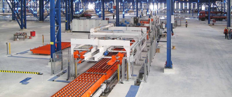 LDM linea taglio costruzione installazione