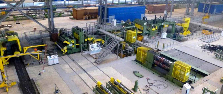 LDM linee taglio costruzione installazione